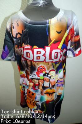 Tee-shirt roblox hello disney