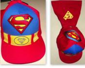 Casquette superman hello disney