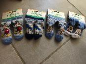 Chaussettes mickey hello disney