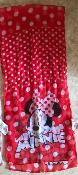 Foulard minnie hello disney